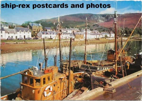 Ullapool (Ross-shire) postcard (i)